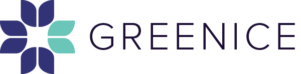Greenice Retina Logo